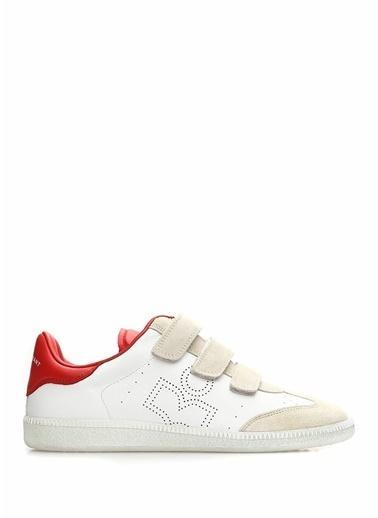 Etoile Isabel Marant Sneakers Kırmızı